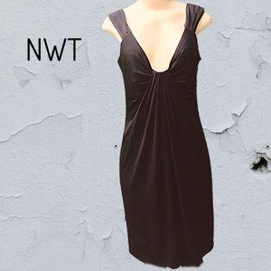A little black sleeveless dress NWT London style